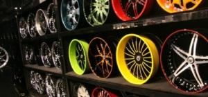 Как покрасить диски