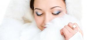 Как почистить белую шубу
