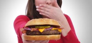 Как заставить себя не кушать