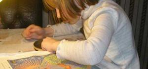Как вышивать иконы