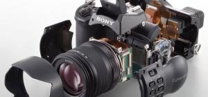 Как починить фотоаппарат