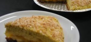 Как готовить банановый торт