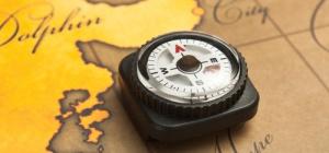 Как сделать компас