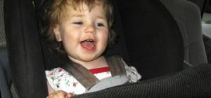 Как перевозить ребенка