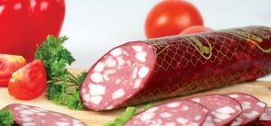 Как сохранить колбасу