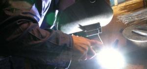 Как сваривать электросваркой