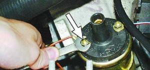 Как подключить катушку зажигания