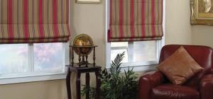 Как сшить римские шторы своими руками