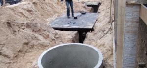 Как устроить канализацию