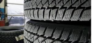 Как хранить зимние шины