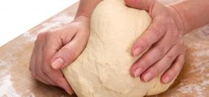 Как заворачивать тесто
