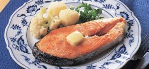 Как приготовить вторые блюда из рыбы