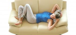Как отремонтировать диван самому