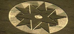 Как вписать в окружность пятиугольник