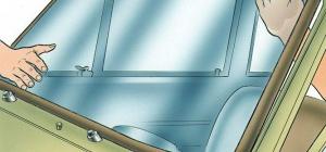 Как поменять лобовое стекло