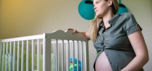 Как узнать что скоро рожать