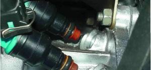 Как промыть форсунки ваза