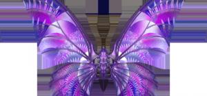 Как сделать крылья бабочке