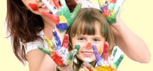 Как учить детей рисовать