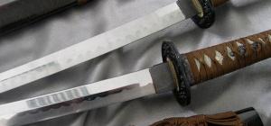 Как сделать катану из дерева