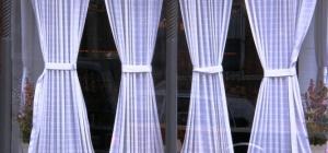 Как рассчитать ширину шторы
