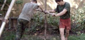Как сделать скважину на даче