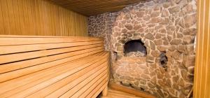 Как утеплить баню кирпичную