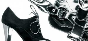 Как убрать пятна на замшевой обуви