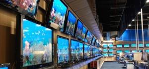 Как подобрать диагональ телевизора