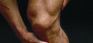 Как лечить связки колена