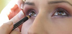 Как делать вечерний макияж