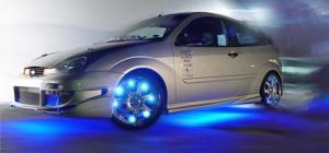 Как сделать подсветку в автомобиль