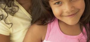 Как выписать ребенка от отца