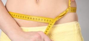Как убрать жир на животе и боках