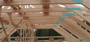 Как сделать крышу на пристройке