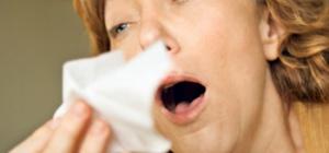 Как промыть носоглотку