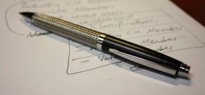 Как отстирать пятна от ручки