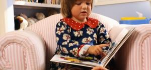 Как научить ребёнка любить книги