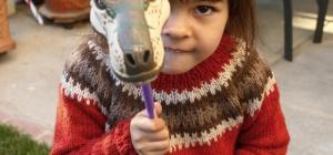 Как связать детские вещи