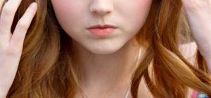 Как вывести рыжий цвет волос