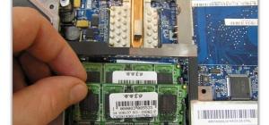 Как заменить оперативную память в ноутбуке