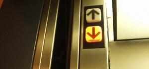 Как выбраться из лифта