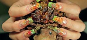 Как сделать трафареты для ногтей