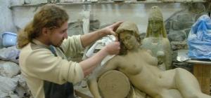 Как лепить скульптуру