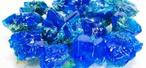 Как вырастить минерал