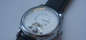 Как сделать наручные часы
