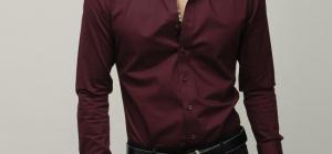 Как узнать размер рубашки