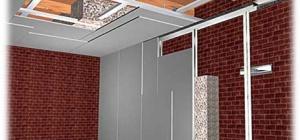 Как сделать звукоизоляцию потолка