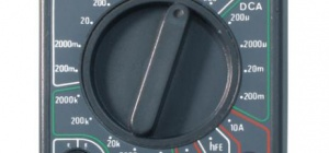 Как измерить сопротивление мультиметром