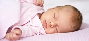 Как отучить ребенка засыпать на руках